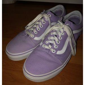 👾 Lavender Old Skool Vans 👾